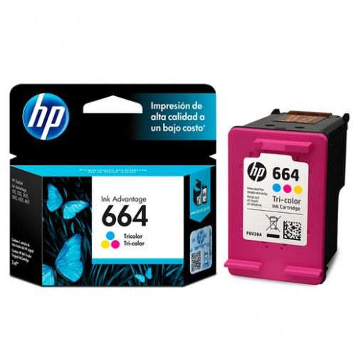 CART.HP ORIG 664 COLOR HP1115-213
