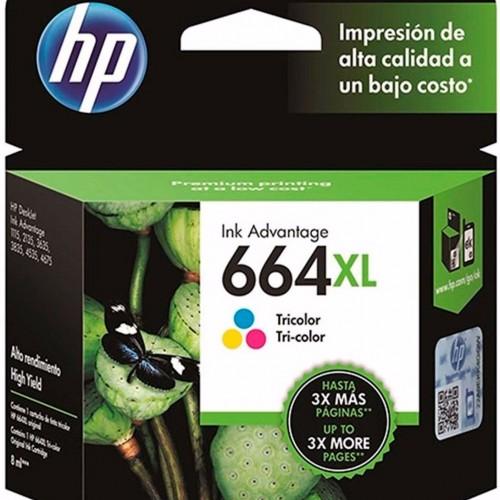 CART. HP ORIG 664 XL COLOR