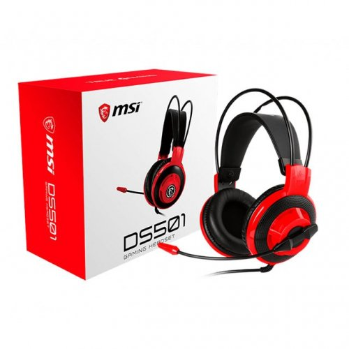 AURICULAR MSI DS 501 GAMING HEADSET