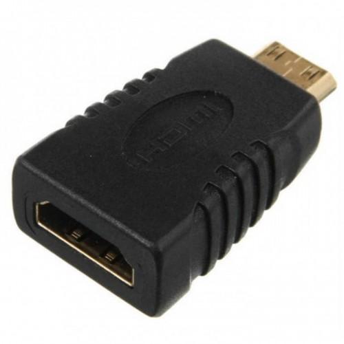 ADAPTADOR HDMI HEMBRA A MINI HDMI MACHO