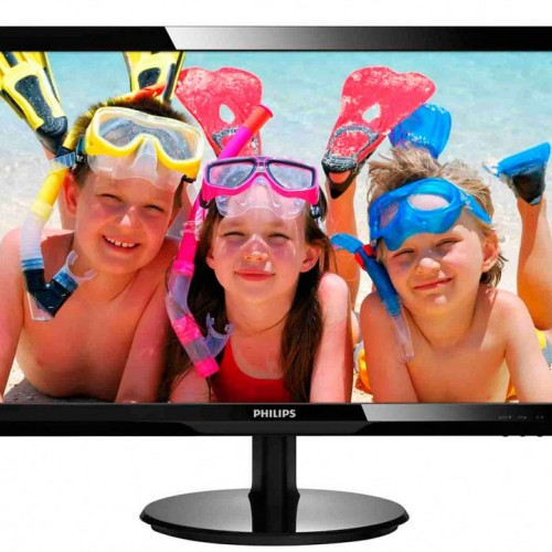MONITOR PHILIPS 24 FULL HDMI 243V5 1MS