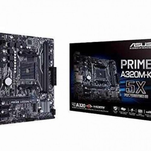 MOTHER ASUS A320 PRIME MK AM4