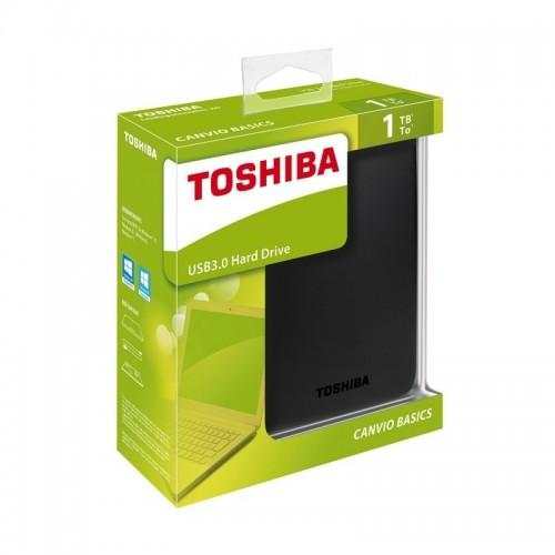 USB 1TB DISCO EXTERNO TOSHIBA CANVIO 3.0