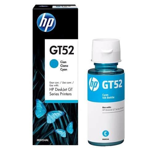 TINTA HP GT 52 CYAN ORIGINAL