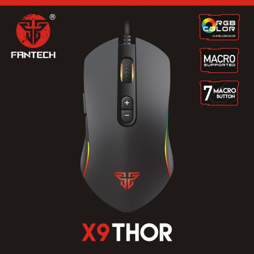 MOUSE FANTECH X9 GAMING