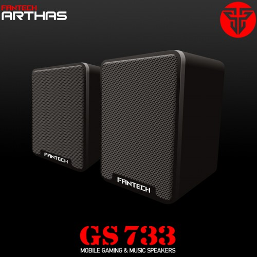 PARLANTE FANTECH GAMING GS 733