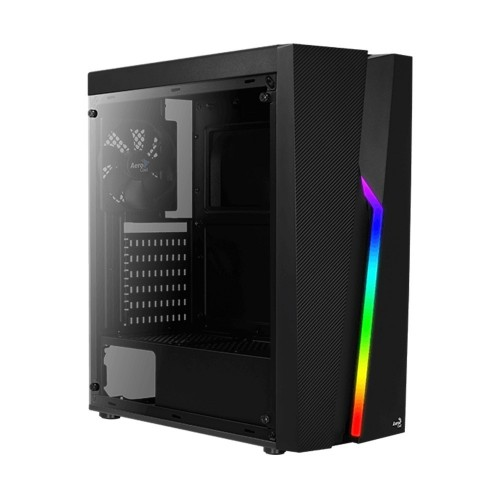GABINETE AEROCOOL BOLT BLACK MIDTOWER