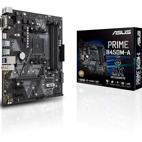 MOTHER ASUS B450 M PRIME M/A