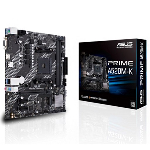 MOTHER ASUS PRIME A520 MK
