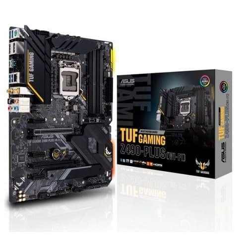 MOTHER ASUS TUF Z490 GAMING PLUS WIFI