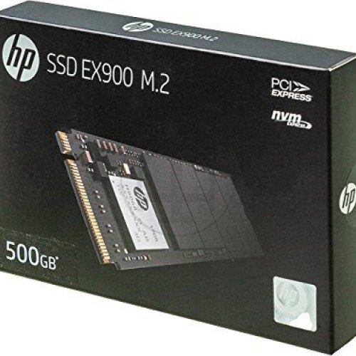 DISCO SSD M2 PCIE 500 GB EX900 HP